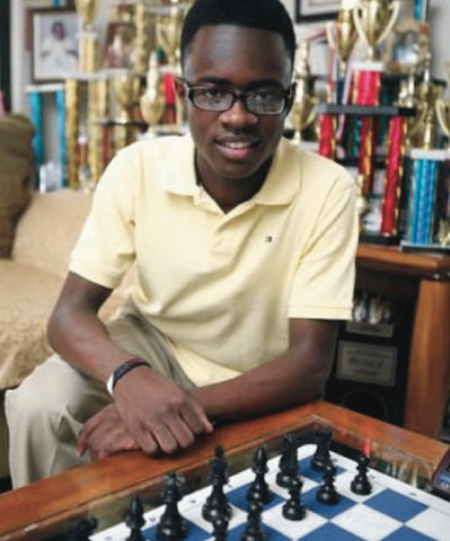 Young, Gifted & Black Series: Youngest African American Chess Grandmaster in History