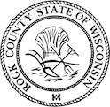 Rock County - State of Wisconsin Logo
