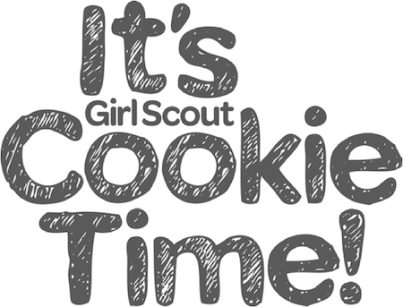 The Wait is Nearly Over: 2015 Girl Scout Cookie Program Begins Soon