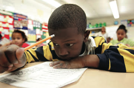 Blacks Bear Brunt of School Suspensions