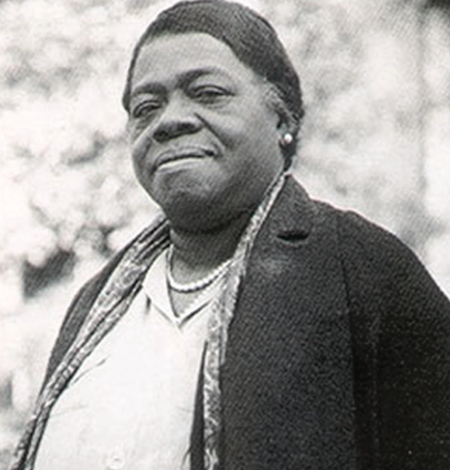 Mary McLeod Bethune-African-American-First Lady of the Struggle 1949 Photo