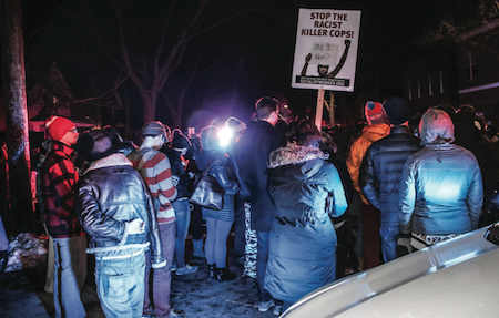 ON THE SCENE: Community Reacts to Fatal Shooting of Unarmed Man: Tony Robinson