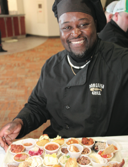 The 21st annual Men Who Cook community event was hosted this last Saturday, March 14th from 3-5pm at the CUNA Mutual Conference Center.