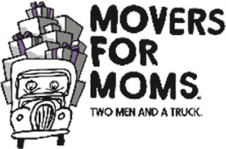 TWO MEN AND A TRUCK® to Celebrate Mothers with Annual Movers for Moms® Donation Drive