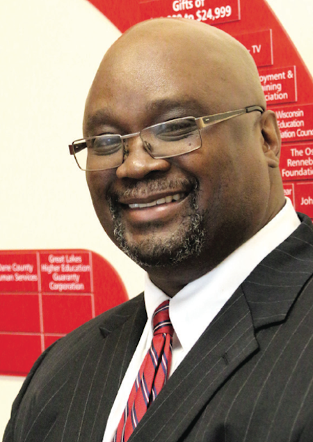 Urban League of Greater Madison Names Dr. Ruben Anthony the New Chief Executive Officer