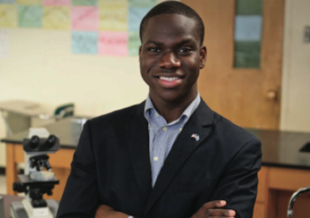 Young, Gifted & Black Series: New York 17-year-old Nigerian Immigrant Accepted Into All Eight Ivy League Schools