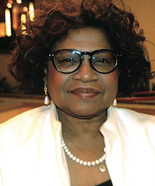 Barbara McKinney, District 1