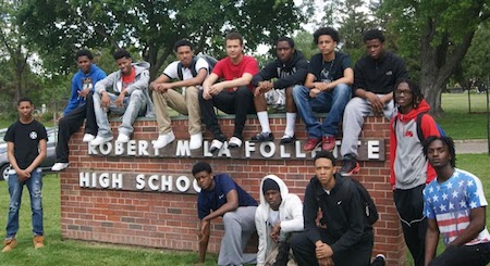 La Follette Program Strives to Empower At-Risk Males
