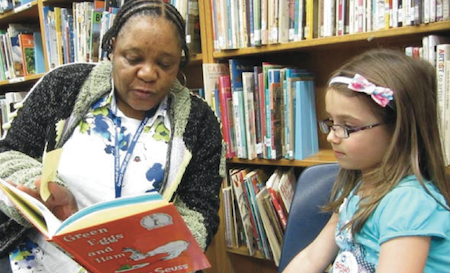 Loving Hearts in the Classroom – The Foster Grandparent Program Shows Love in Dane County