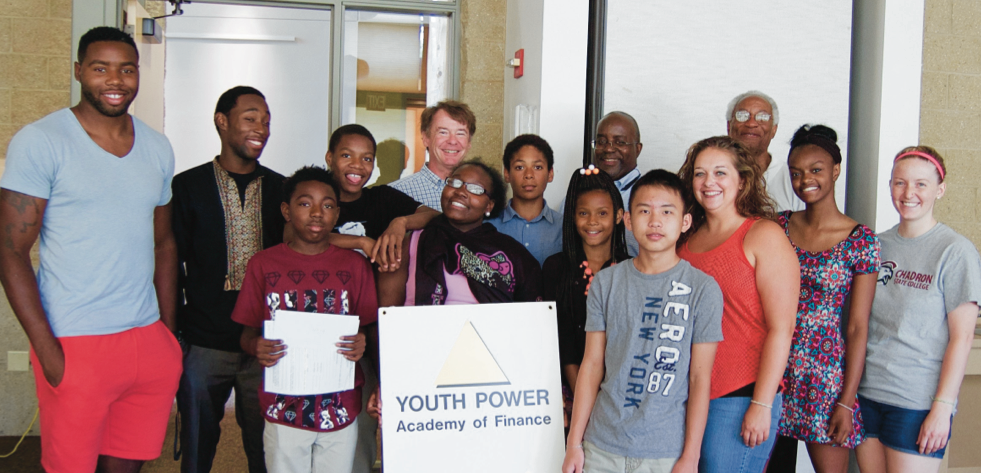 Youth Power Finance Academy Celebrates Summer Graduates