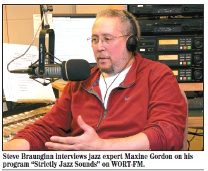 Interview with Steve Braunginn: The amazing power of jazz music
