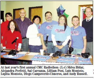 La Movida Radio helping raise funds for CMC