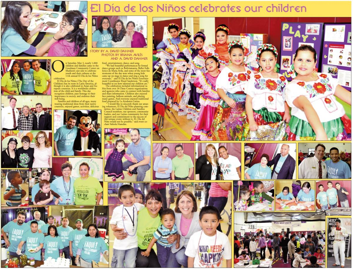 El Dia de los Ninos celebrates our children