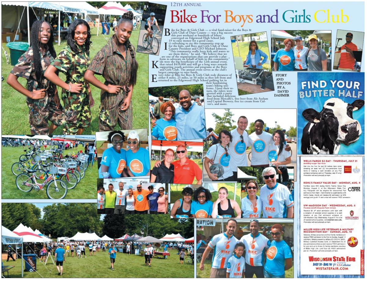 12th Annual Bike for Boys and Girls Club