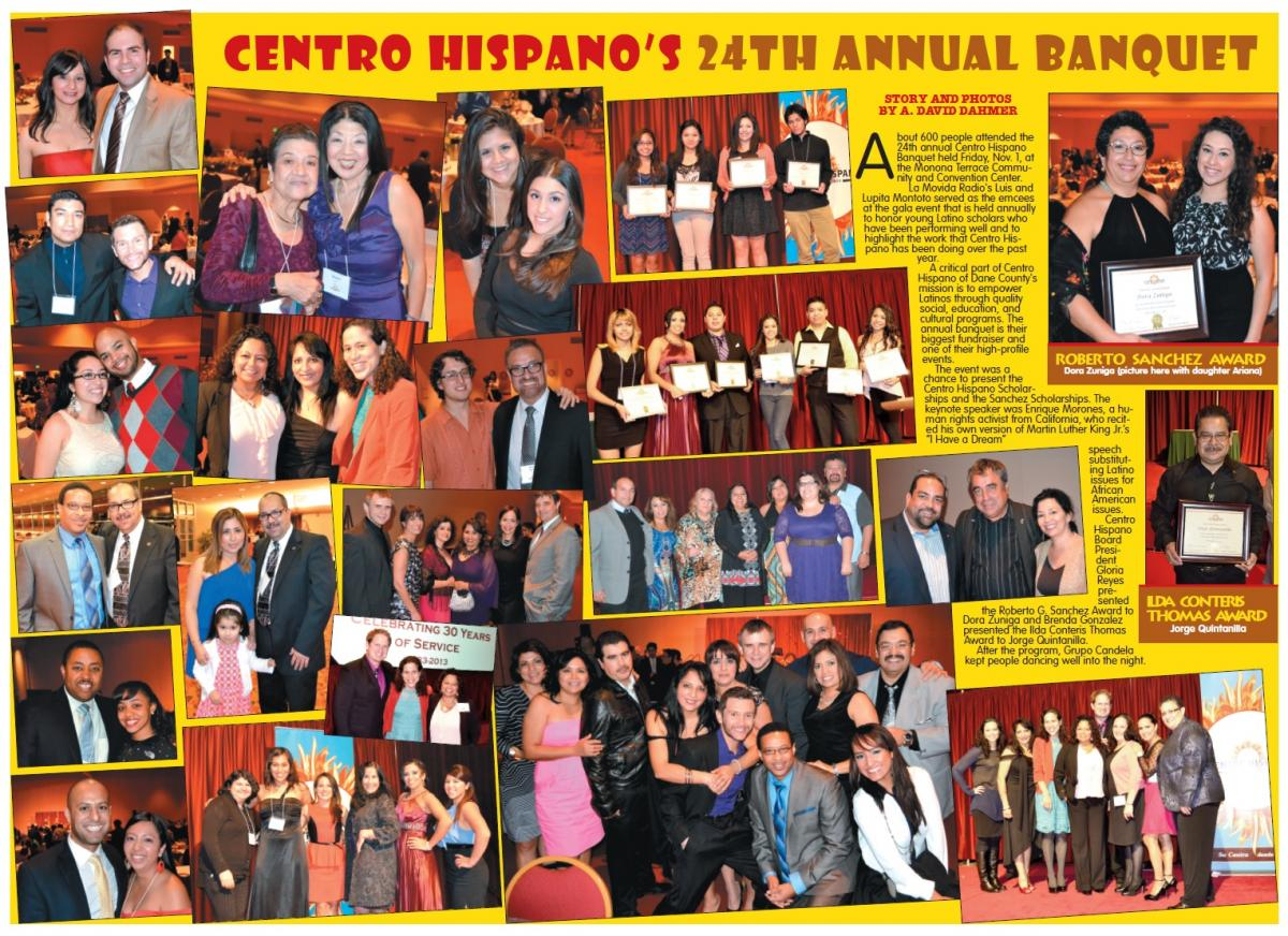 Centro Hispano's 24th Annual Banquet