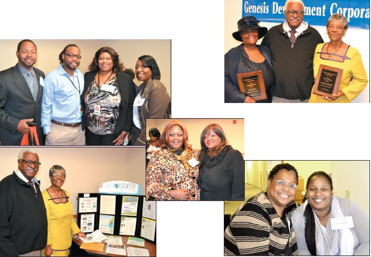 2013 Black Women's Business Expo and Job Fair: Sadie Pearson, Linda Hoskins honored