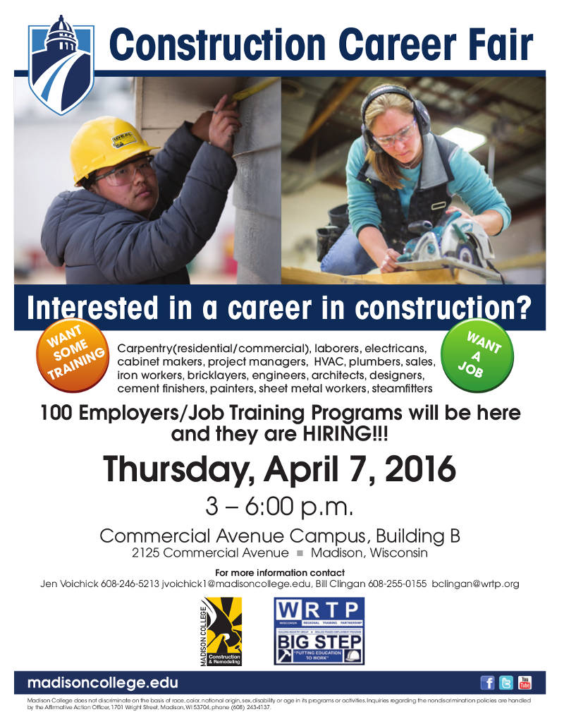 how to prepare for a career in construction